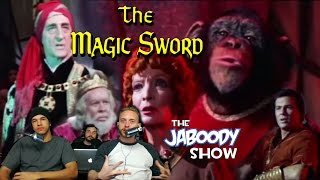 The Magic Sword - Movie Dub - The Jaboody Show