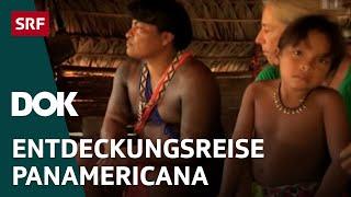 Panamericana: Von Alaska nach Feuerland mit Reto Brennwald