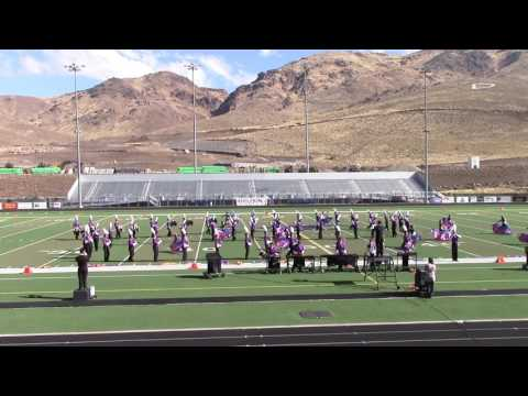Spanish Springs High School Cougar Band 2016 at DMI