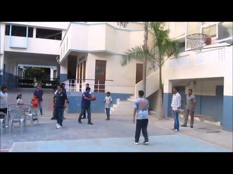 CV Sunny Summer of Skills Basketball Camp Inaugural baskets