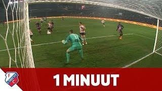 1 MINUUT | PSV - FC Utrecht
