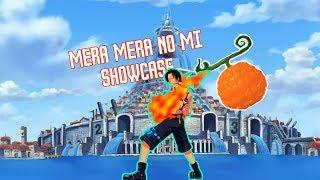 MERA MERA NO MI! | Steve's One Piece | ROBLOX