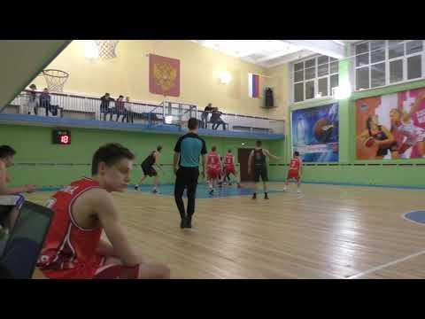 РБЛ. Сборная 2002 vs БТСК 23.01.19