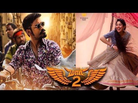 Marri 2 Official First Look-Teaser-Trailer | Dhanush-Sai Pallavi | Latest Tamil Cinema Updates