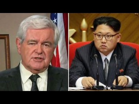 Thumbnail: Gingrich on North Korea: This is a very serious time