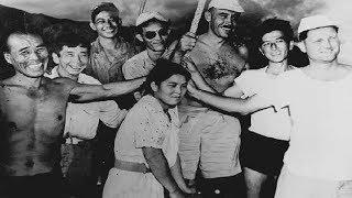 """""""Nữ chúa đảo hoang"""" và 33 người đàn ông: Thảm kịch đẫm máu trên hòn đảo gây rúng động lịch sử"""