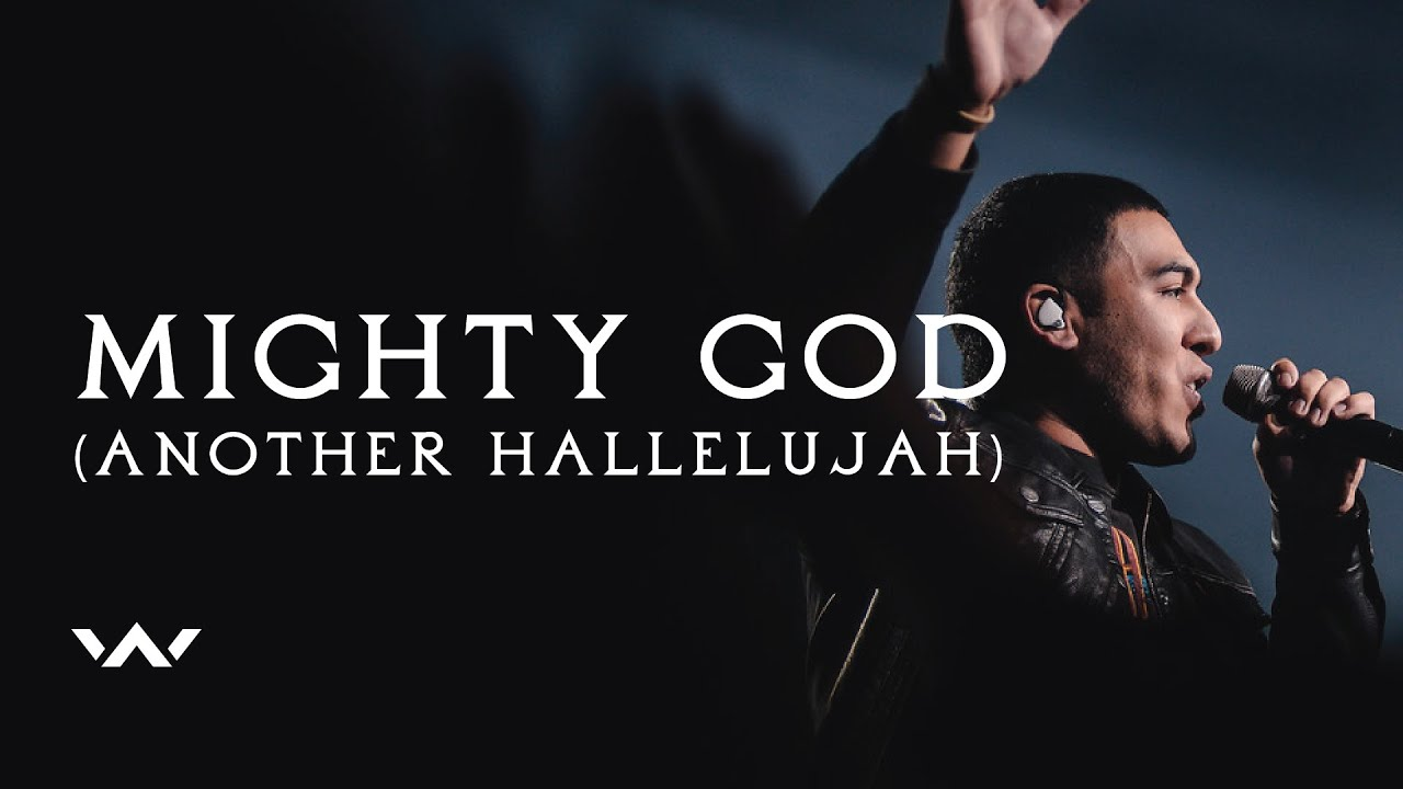 Download Mighty God (Another Hallelujah)   Live   Elevation Worship