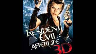 Resident Evil Afterlife  Soundtrack  (The Outsider-A Perfect Circle)