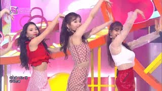 Download Lagu TWICE – What Is Love? at Inkigayo Highlight Cut 180415 Mp3
