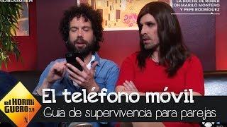 Juan y Damiana reivindican el uso del teléfono móvil - El Hormiguero 3.0