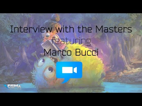 Interview with the Masters | with Marco Bucci