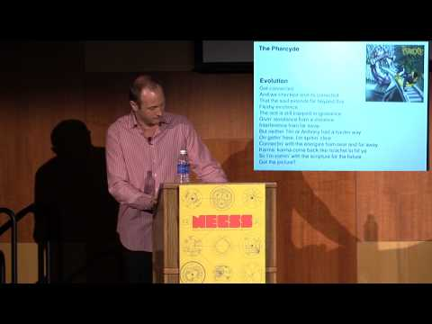 Baba Brinkman - Dropping Science: From Rap to Rationalism