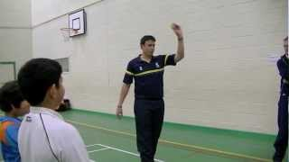 Bowling Masterclass - the Leg cutter - with Neil Carter and Complete Cricket by Newbold Images