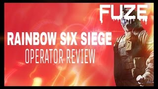 RAINBOW SIX SIEGE: FUZE OPERATOR REVIEW(R6S) HOW TO USE CLUSTER CHARGE
