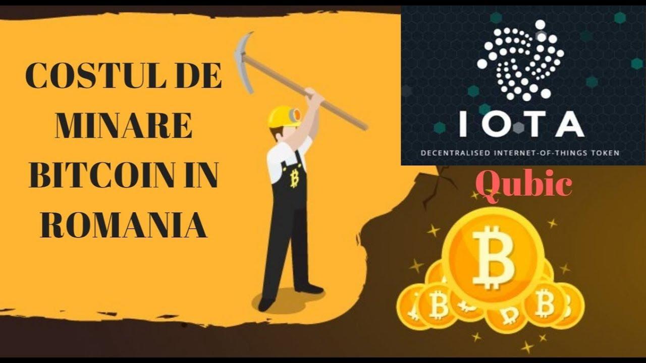 costul bitcoin