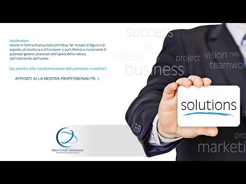 New Credit Solutions srl