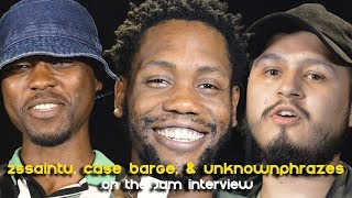 2ssaintu, Case Barge, & Unknownphrazes from ALOOF Talk About Fatherhood & Self-Discovery
