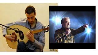 ملحم بركات - على بابي واقف قمرين - melhem barakat - George Al yaziji - جورج اليازجي