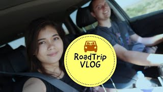 YOUNG COUPLE ROAD TRIP