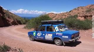 видео Вокруг света на машине: 09.06.2005 - 12.06.2005