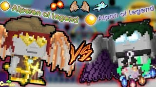 150 Dls Vs. 15 Dls Set Challenge ( Aipan Vs Alperen )Ft.Aipan | GrowTopia