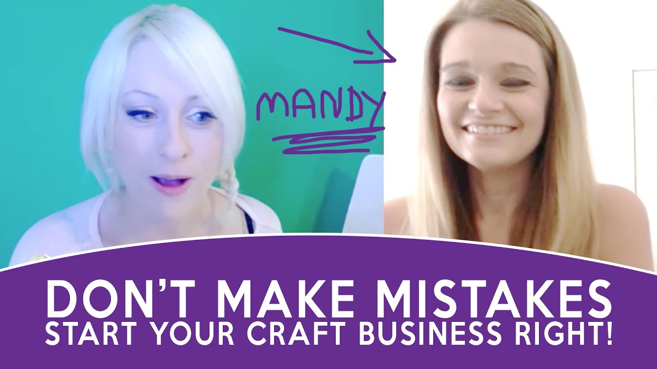How to start a craft business from home youtube for Starting a small craft business from home