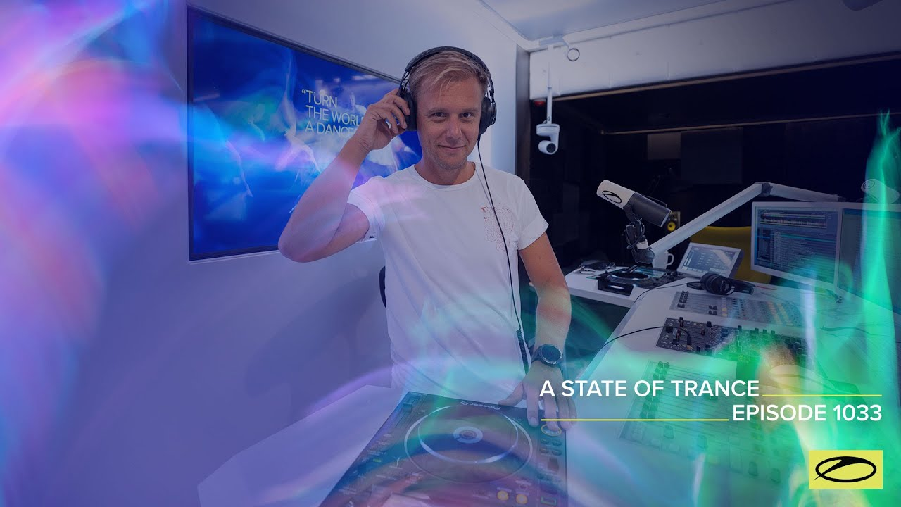 Download A State Of Trance Episode 1033 - Armin van Buuren (@A State Of Trance )