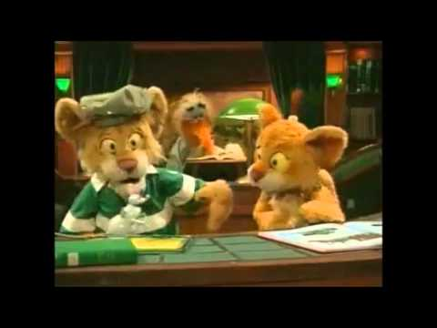 Between The Lions Episode 45 Trains And Brains And Rainy Plains