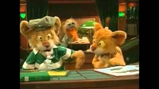 Repeat youtube video Between the Lions episode 45 Trains and Brains and Rainy Plains