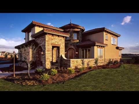 Mediterranean Homes Ideas Design Gallery - VizX Design Studios - (855) 781-0725