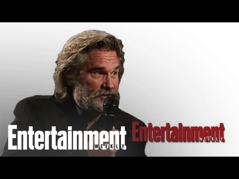 Kurt Russell Revisits 'Escape from New York' At EW CapeTown Film Festival | Entertainment Weekly