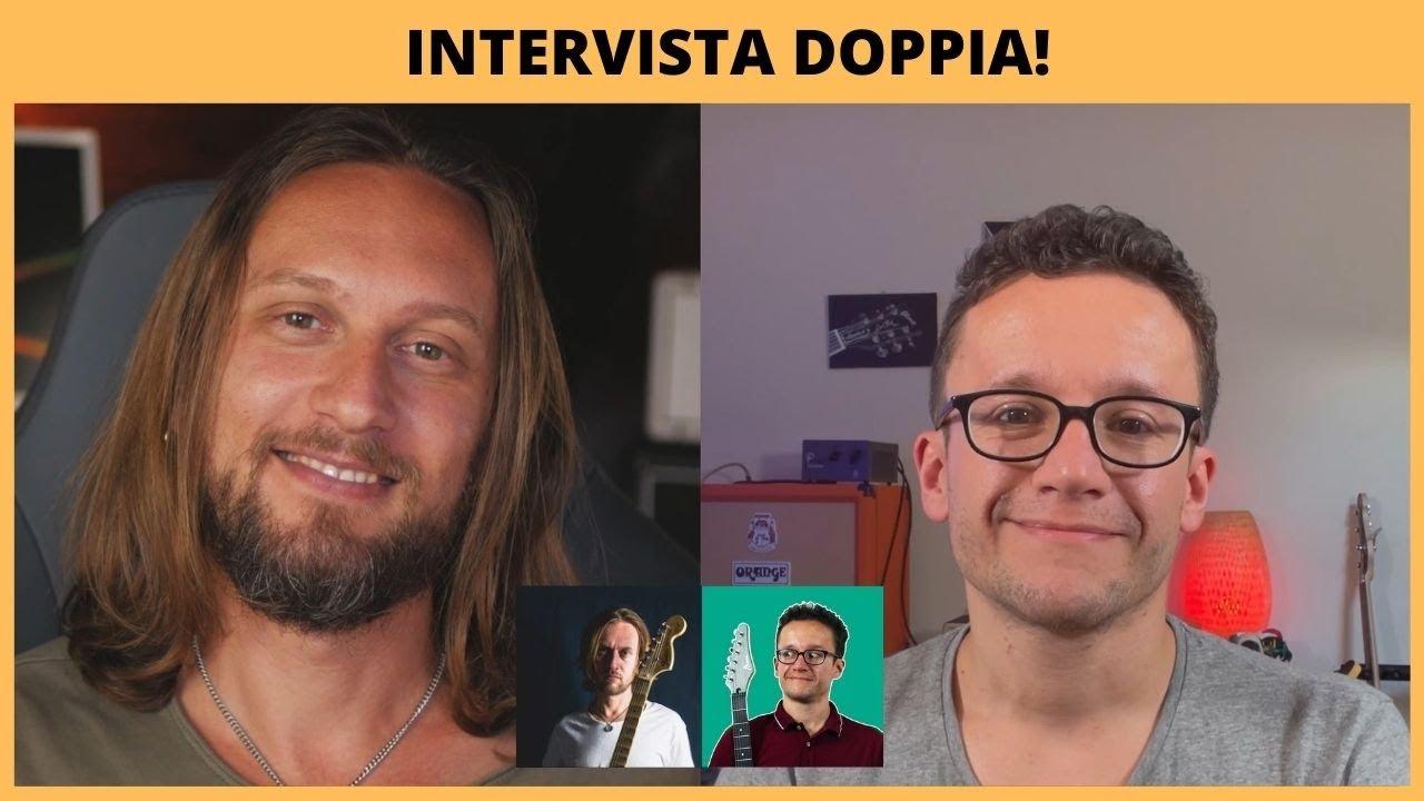 LUCA MILIERI - Intervista doppia!