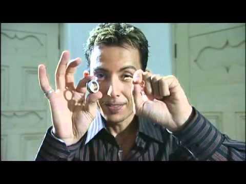 Magic Tutorial: Trik Cincin Dan Karet 5#