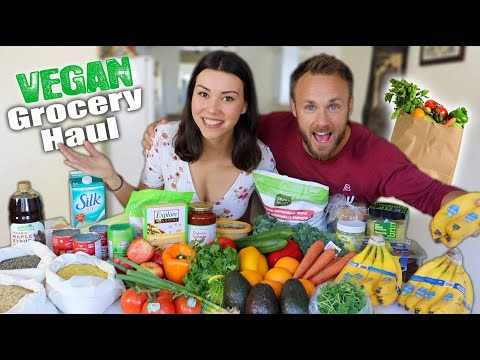 Healthy Vegan Grocery Haul | What We Eat! ��������