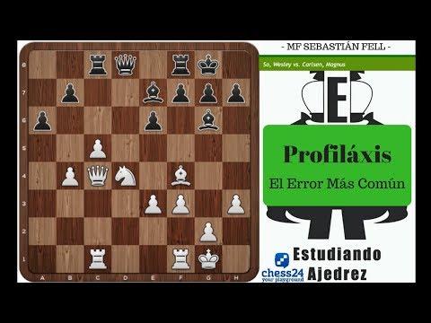 Profiláxis: El Error Más Común (So vs Carlsen, 2018)