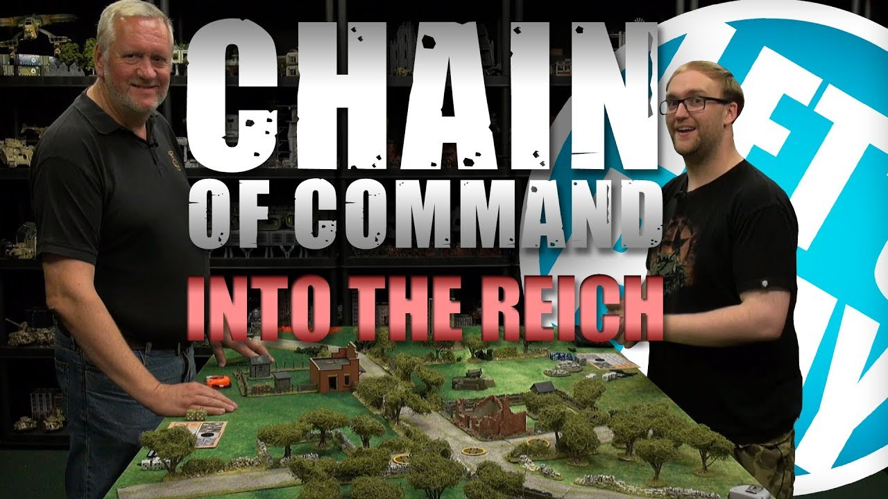 Download Let's Play: Chain of Command - Into the Reich