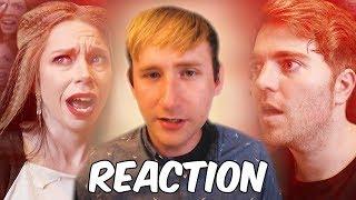 EXPOSED - Shane Dawson and Grav3yardgirl Reaction