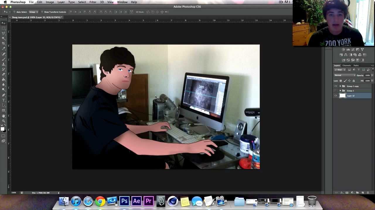 Basic shortcut keys adobe photoshop cs6 voice tutorial youtube baditri Images