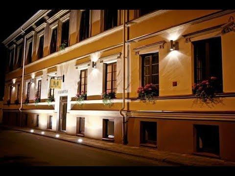 Hotel Tilto, Vilnius, Lithuania - Unravel Travel TV