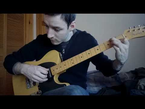 You Needed Me - Russell Malone solo guitar arrangement