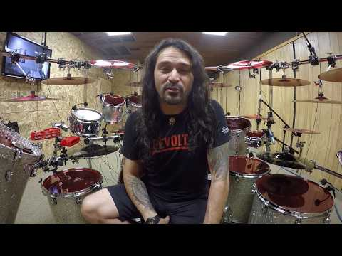 AQUILES PRIESTER - Live and Learn (Angra) HD Resolution