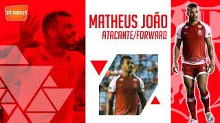 ⚽ MATHEUS JOÃO / ATACANTE / Matheus João Almeida Patrício