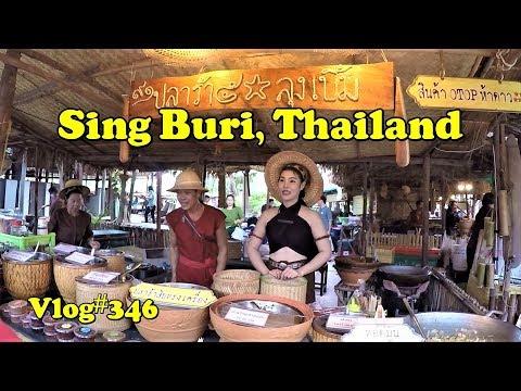Road trip: Sing Buri, Thailand