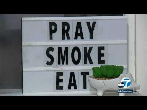 La Puente church suing LASD, claims pot is part of religious services I ABC7