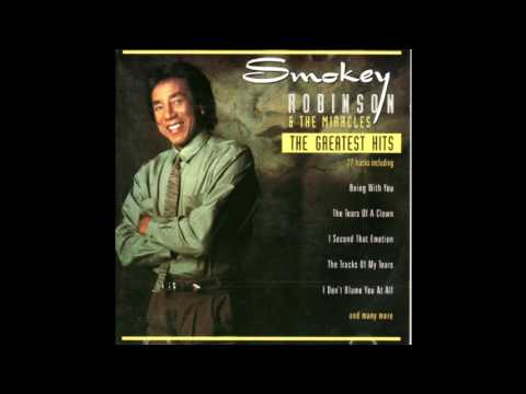 Smokey Robinson & The Miracles The Greatest Hits