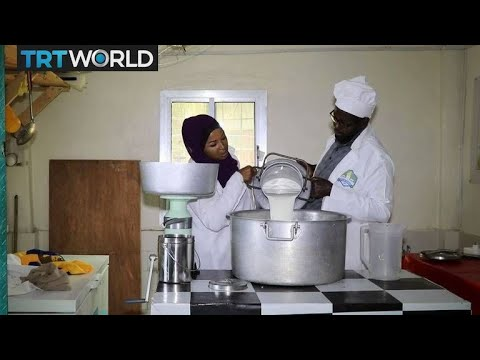 Somalia's Dairy Queen: Cheese factory helps Mogadishu economy recover