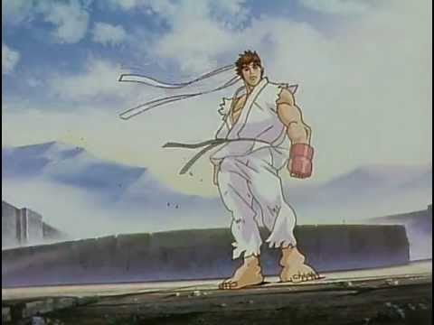 Street Fighter - Demons With Ryu