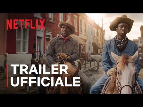 Concrete Cowboy | Trailer ufficiale | Netflix
