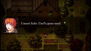 Around me, crimson-stained leaves[rpg-horror videogame  point&click]=2 / Видео
