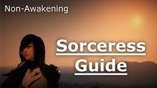 Non-Awakening Sorceress Guide BDO